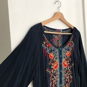 Johnny Was | Embroidered Tunic